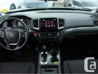 Make Honda Model Ridgeline Year 2017 Colour Black kms