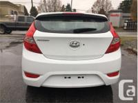 Make Hyundai Model Accent Year 2017 Colour White kms