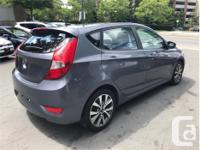 Make Hyundai Model Accent Year 2017 Colour Grey kms