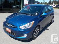 Make Hyundai Model Accent Year 2017 Colour Blue kms