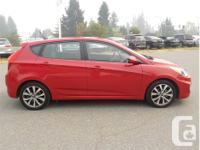 Make Hyundai Model Accent Year 2017 Colour Red kms