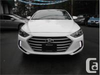 Make Hyundai Model Elantra Year 2017 Colour White kms