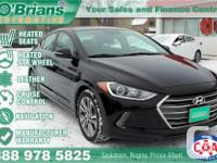 Make Hyundai Model Elantra Year 2017 Colour Black kms