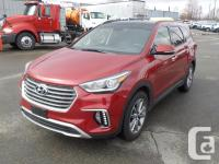 Make Hyundai Model Santa Fe Year 2017 Colour Red kms