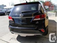 Make Hyundai Model Santa Fe XL Year 2017 Colour Black