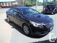 Make Hyundai Model Sonata Year 2017 Colour Black kms