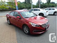 Make Hyundai Model Sonata Year 2017 Colour Red kms