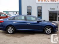 Make Hyundai Model Sonata Year 2017 Colour BLUE DK kms