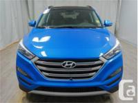 Make Hyundai Model Tucson Year 2017 Colour Blue kms 7