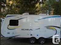 Brand new line to Arbutus rv this year trailer weight
