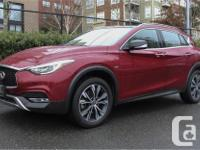 Make Infiniti Model QX Year 2017 Colour Magnetic red