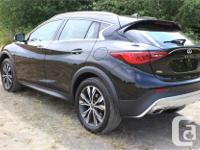 Make Infiniti Model QX Year 2017 Colour Black kms