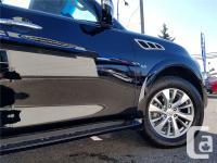 Make Infiniti Model QX80 Year 2017 Colour Black kms