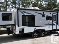 2017 JAYCO JAY FEATHER X213 - TRAVEL TRAILER FEATURES *