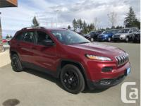 Make Jeep Model Cherokee Year 2017 Colour Red kms 8965