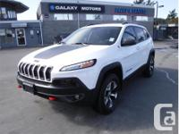 Make Jeep Model Cherokee Year 2017 Colour White kms