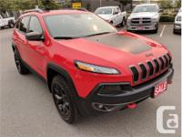 Make Jeep Model Cherokee Year 2017 Colour Red kms