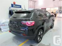 Make Jeep Model Compass Year 2017 Colour Black kms