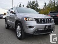 Make Jeep Model Grand Cherokee Year 2017 Colour Silver