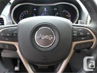 Make Jeep Model Grand Cherokee Year 2017 Colour White