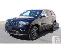 Make Jeep Model Grand Cherokee Year 2017 Colour Black