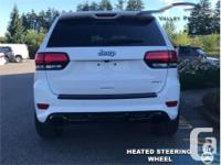 Make Jeep Model Grand Cherokee Year 2017 Colour White