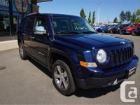 Make Jeep Model Patriot Year 2017 Colour Blue kms