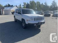 Make Jeep Model Patriot Year 2017 Colour White kms