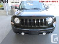 Make Jeep Model Patriot Year 2017 Colour Green kms