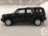 Make Jeep Model Patriot Year 2017 Colour Black kms 825
