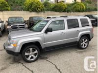 Make Jeep Model Patriot Year 2017 Colour Grey kms