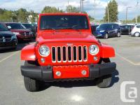 Make Jeep Model Wrangler Year 2017 Colour Red kms