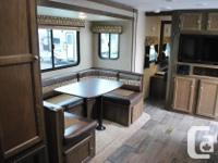 Family trailer, ready for family fun. Save money by
