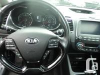 Make Kia Model Forte Year 2017 Colour White kms 27000