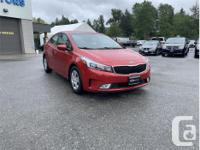 Make Kia Model Forte Year 2017 Colour Red kms 61941