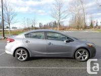 Make Kia Model Forte Year 2017 Colour Grey kms 5409