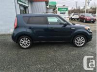 Make Kia Model Soul Year 2017 Colour Blue kms 39085