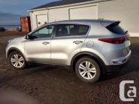 Make Kia Model Sportage Year 2017 Colour Silver kms