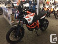 Make KTM Model Adventure Year 2017 kms 1 160 HP,
