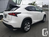Make Lexus Model Nx 200T Year 2017 Colour White kms