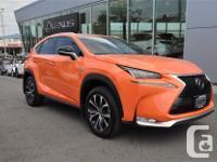 Make Lexus Model Nx 200T Year 2017 Colour Orange kms