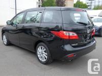 Make Mazda Model 5 Year 2017 Colour Black kms 53840