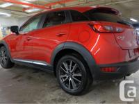 Make Mazda Model Cx-3 Year 2017 Colour Red kms 22897