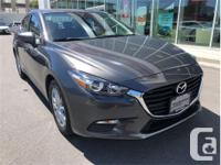 Make Mazda Model MAZDA3 Year 2017 Colour Grey kms 1496