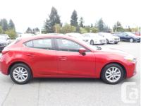 Make Mazda Model MAZDA3 Year 2017 Colour Red kms 38600