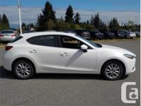 Make Mazda Model MAZDA3 Year 2017 Colour White kms
