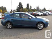 Make Mazda Model MAZDA3 Year 2017 Colour Blue kms