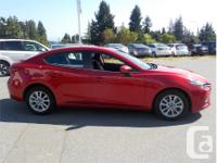 Make Mazda Model MAZDA3 Year 2017 Colour Red kms 37500
