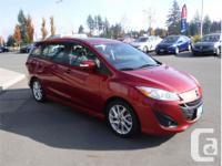 Make Mazda Model MAZDA5 Year 2017 Colour Red kms 55314