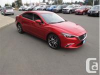 Make Mazda Model MAZDA6 Year 2017 Colour Red kms 3231